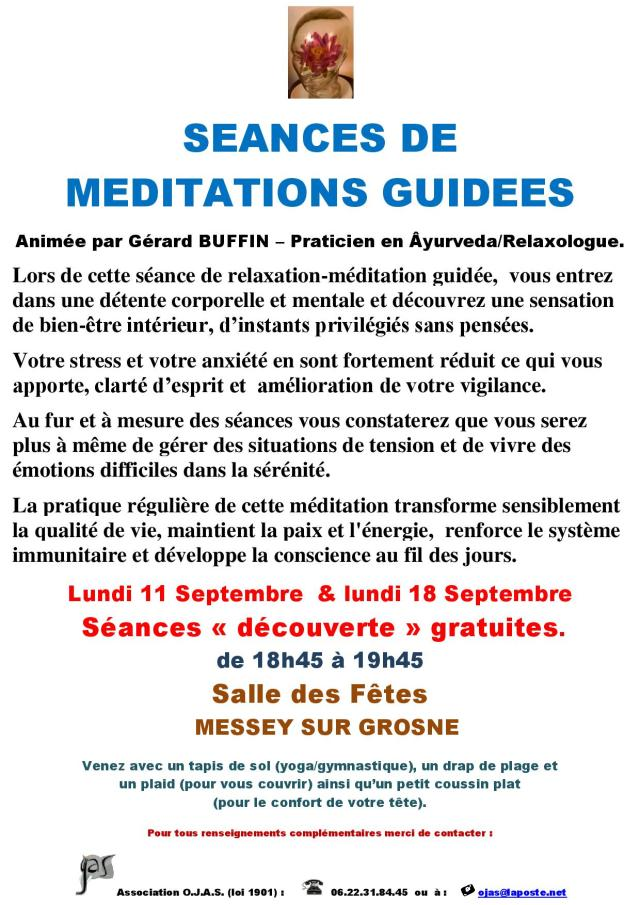 AFFICHETTE MESSEY RENTREE 2017 AVEC 2 SEANCES DECOUVERTE DE RELAXATION-MEDITATION GUIDEE-page-001