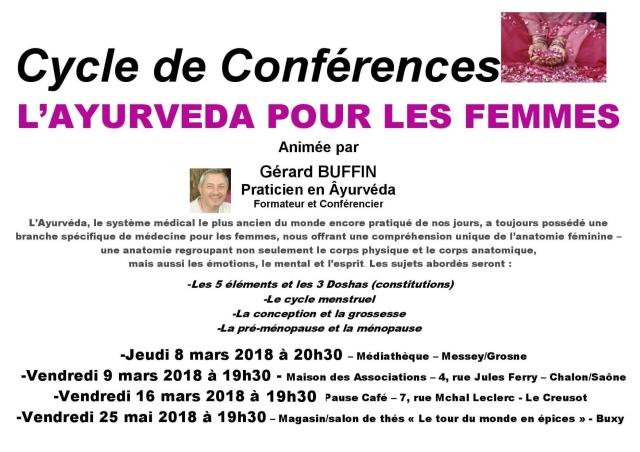 AFFICHETTE HORAIRE RECTIFIE POUR CREUSOT CYCLE CONFERENCE AYURVEDA POUR LES FEMMES-page-001