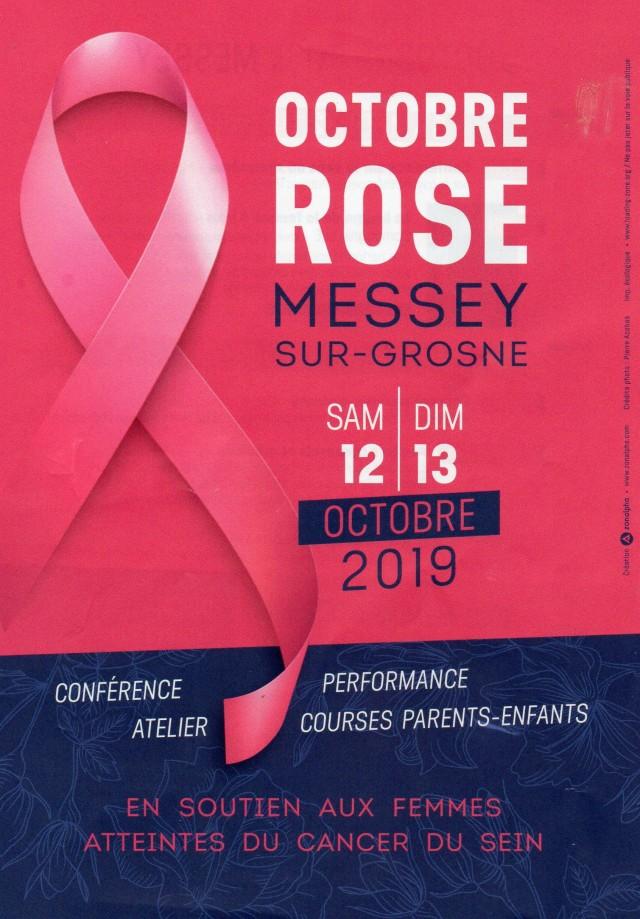 OCTOBRE ROSE MESSEY 2019 RECTO
