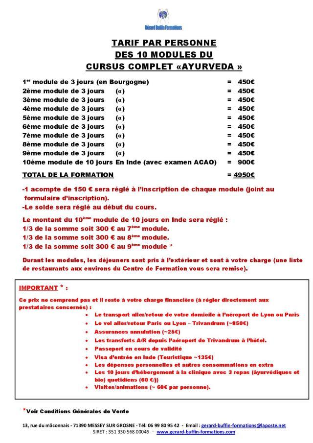 TARIFS DES 10 MODULES DU CURSUS COMPLET-page-001
